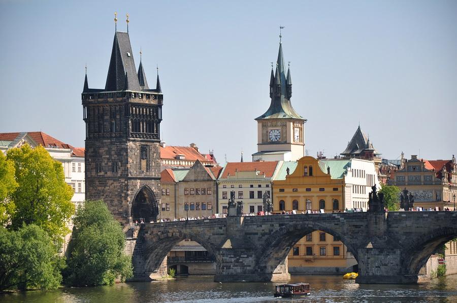 Praga - 1 Mai 2020