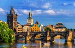Praga - Paste 2020