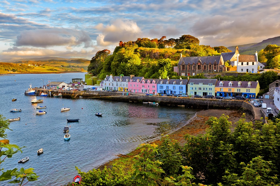 Anglia - Irlanda - Tara Galilor - Scotia 2020