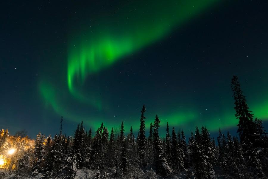Rusia - Murmansk 2020 (aurora Boreala)