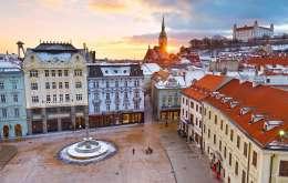 Belgrad - Bratislava - Viena - Budapesta 2020 (autocar)