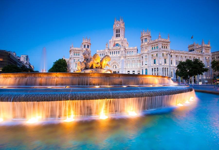 Spania 2020