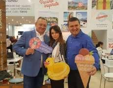 Alin Burcea, Ioana Burcea si Dorin Chiotea, TTR 2018