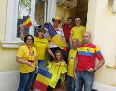 Sustinatorii Romaniei- EURO 2016