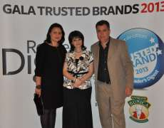 Gala Trusted Brands, 2013
