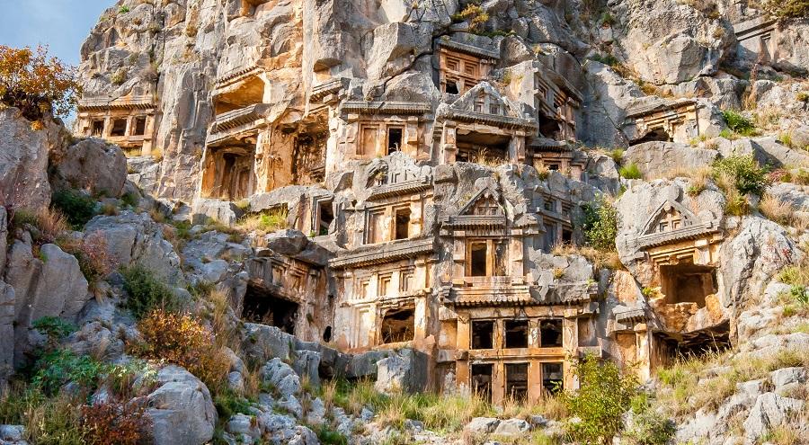 Cappadocia Si Riviera Mediteranei 03.10.2020