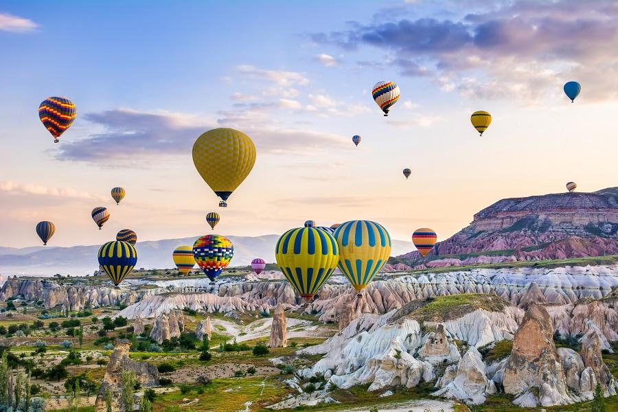 Cappadocia Si Riviera Mediteranei 05.10.2020