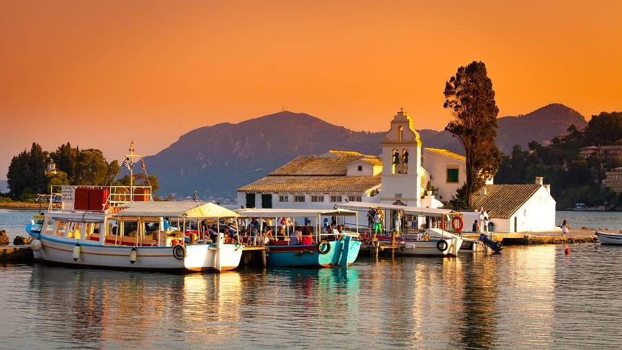 Grecia 2020 - Paste Corfu (autocar)