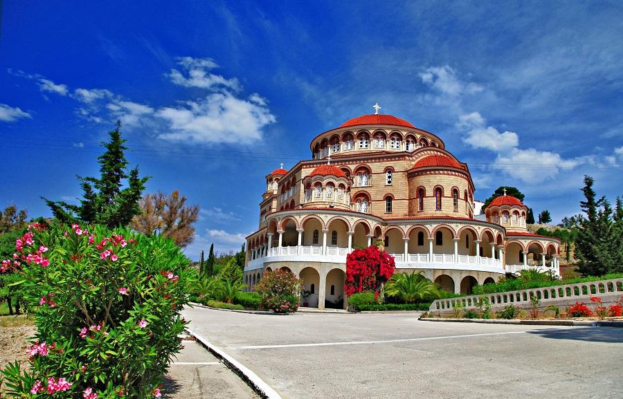 Grecia 2020 - Pelerinaj La Sf. Efrem Nea Marki (autocar)