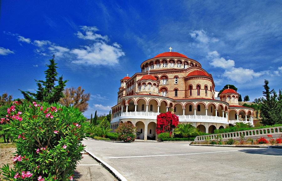 Grecia 2020 - Pelerinaj La Sfantul Nectarie (autocar)