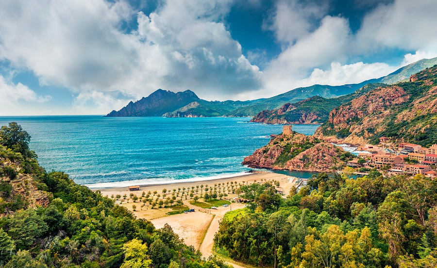 Corsica 2020