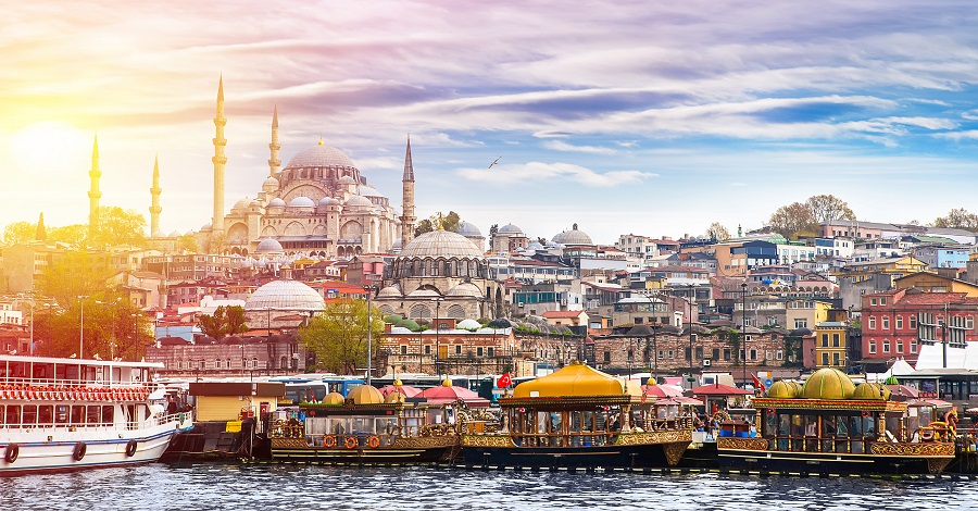Canakkale - Kusadasi - Istanbul 2020