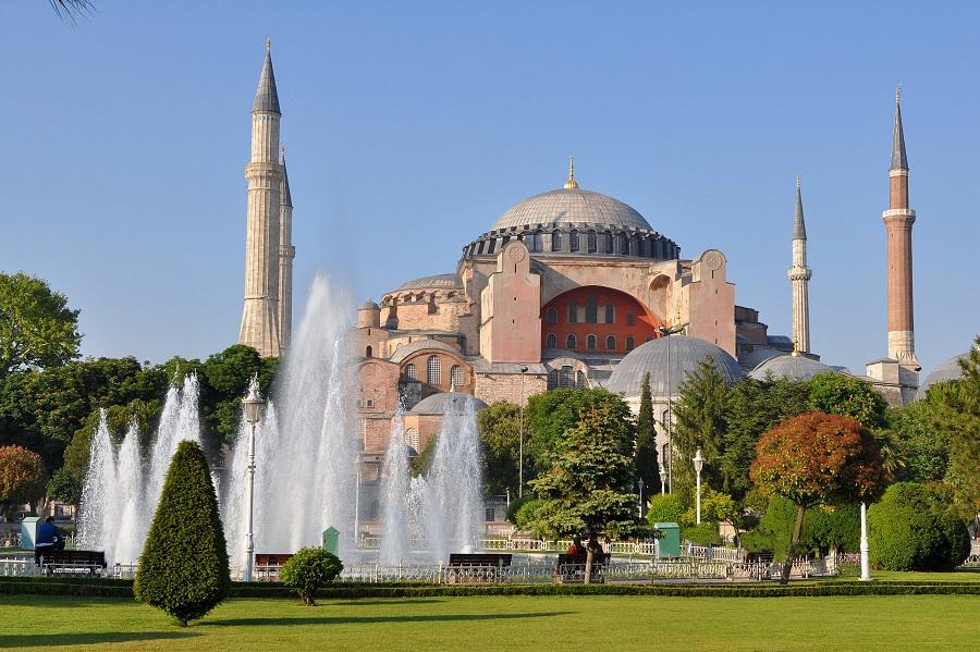 Istanbul 2020 - Plecare Din Cluj 05.09, 10.10