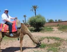 Alin Burcea, Maroc 2015