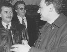 Alin Burcea, Presedinte ANAT, 1990-1993
