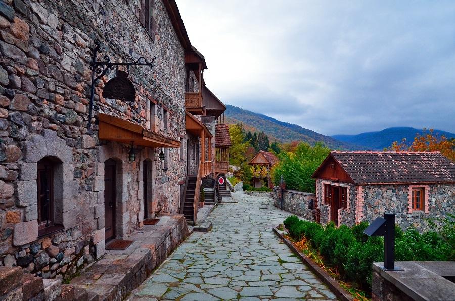 Azerbaijan - Georgia - Armenia 2020