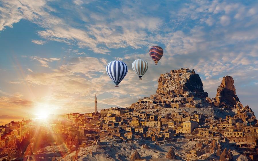 Cappadocia 2019 - Plecare Din Bucuresti (20.09, 27.09, 04.10)