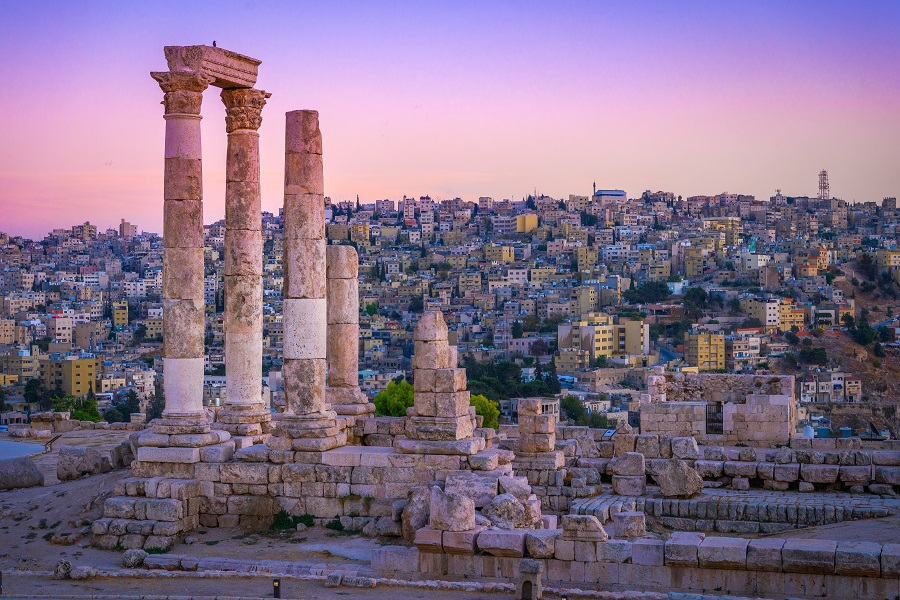 Iordania Toamna 2019