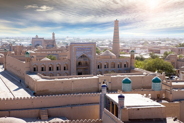 Uzbekistan 2019 - Tara Domurilor Albastre