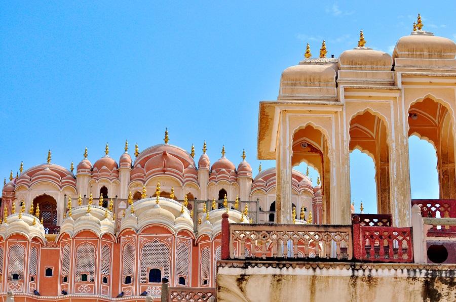 India 2019 - Nestematele Triunghiului De Aur (17.11)