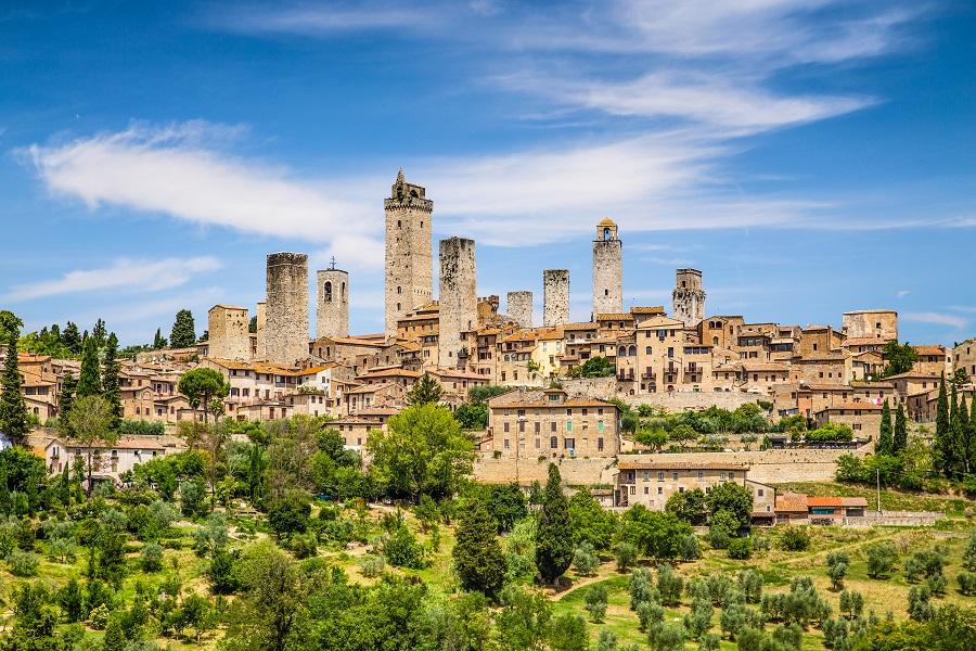 Toscana - Cinque Terre