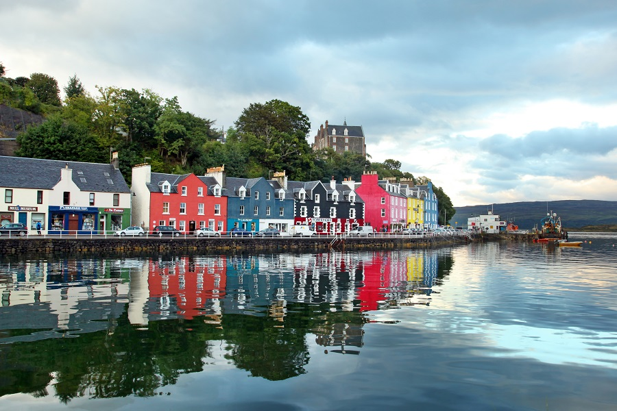 Scotia 2019 - Whisky, Legende Si Castele