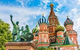 Rusia 2019 (st. Petersburg - Moscova) Plecare Din Cluj