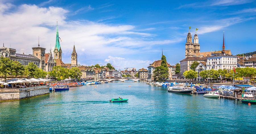 Nordul Italiei - Elvetia - Austria 2019