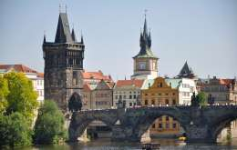 Praga 2019 -  Vacanta De 1 Decembrie