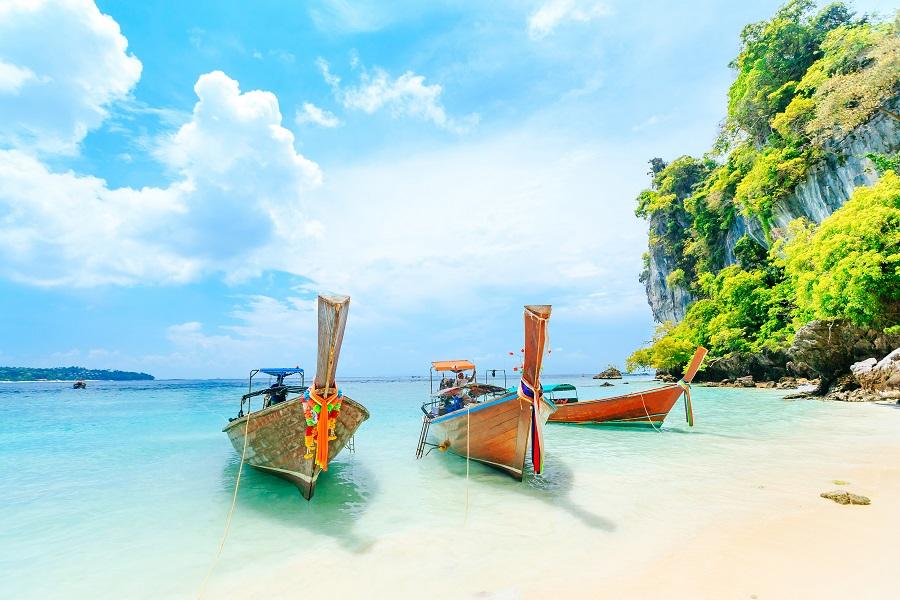 Thailanda - Malaezia - Singapore 2019