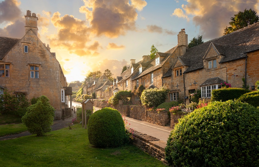 Anglia 2019  Cornwall Si Cotswolds