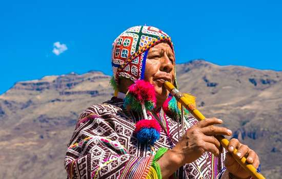 CIRCUIT PERU <br> Pe Urmele Incasilor