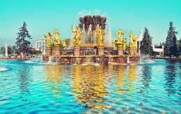 Rusia 2019 - Croaziera Intre Doua Capitale (sankt Petersburg - Moscova)