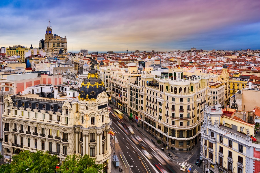 Madrid 2019 - 1 Decembrie