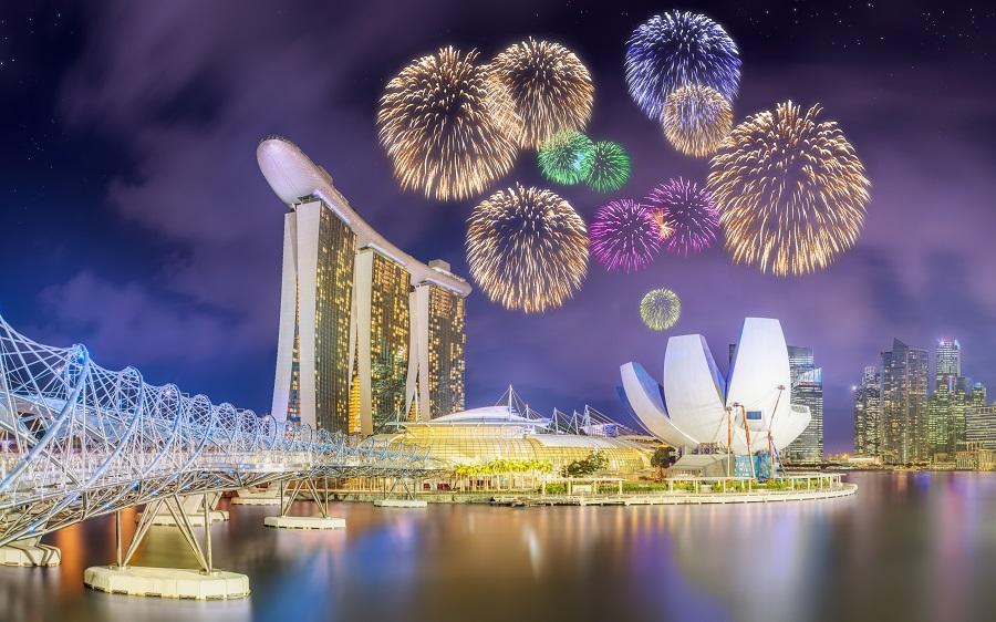 Singapore Si Malaezia - Revelion 2020