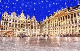 Bruxelles 2019 - Piete De Craciun