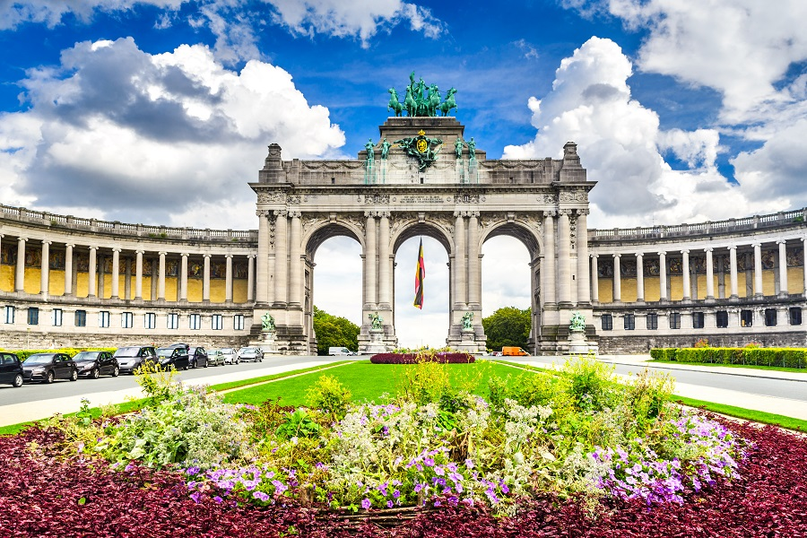 Bruxelles - Revelion 2020
