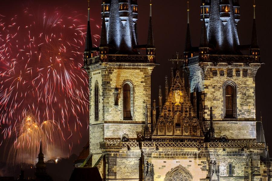 Praga - Revelion In Orasul De Aur 2020