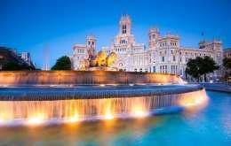 Madrid - Revelion 2020