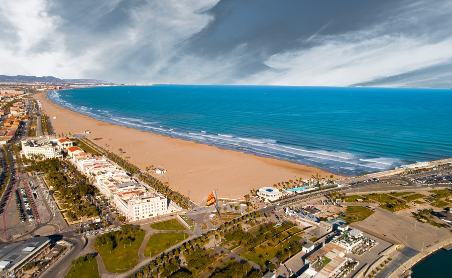 Valencia - Revelion 2020