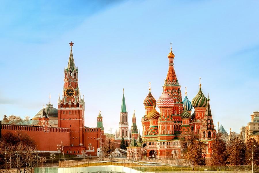 Rusia - Revelion 2020