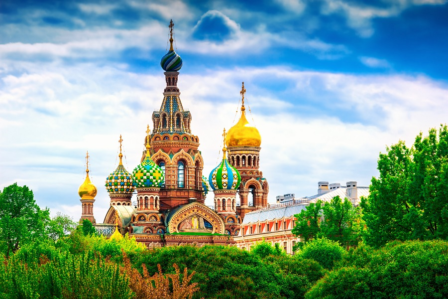 Rusia 2019 - Craciun