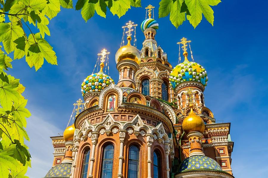 Rusia 2019 - Moscova Si Sankt Petersburg