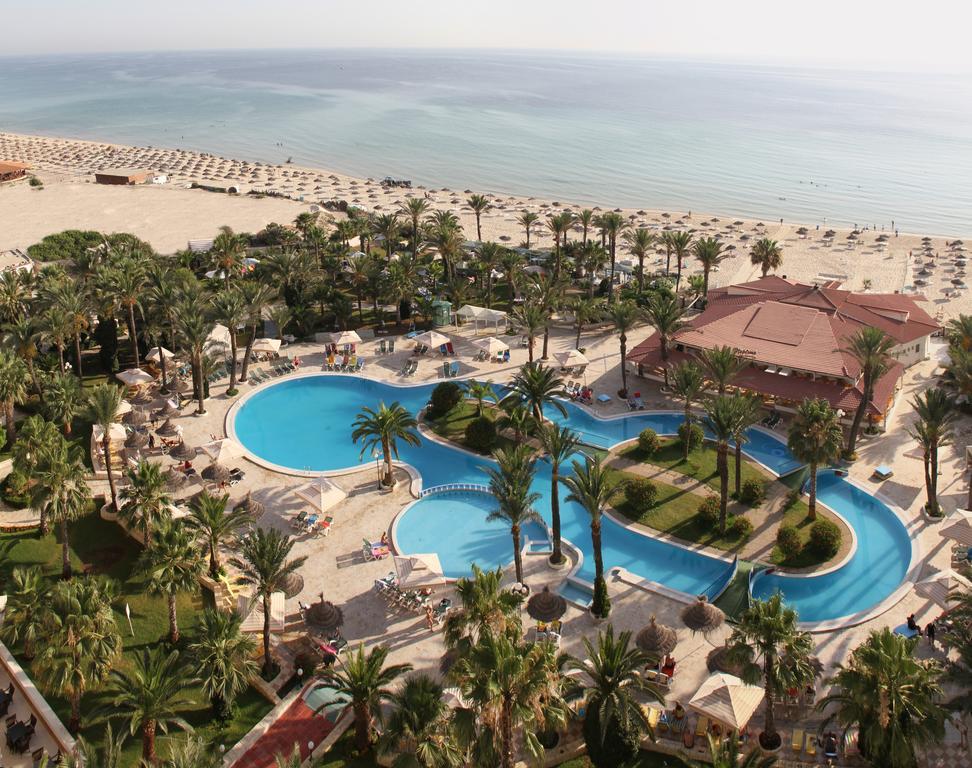 Riadh Palms Resort Spa (seniori)