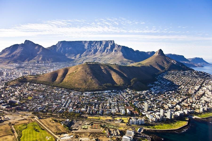 Africa De Sud - Revelion 2020
