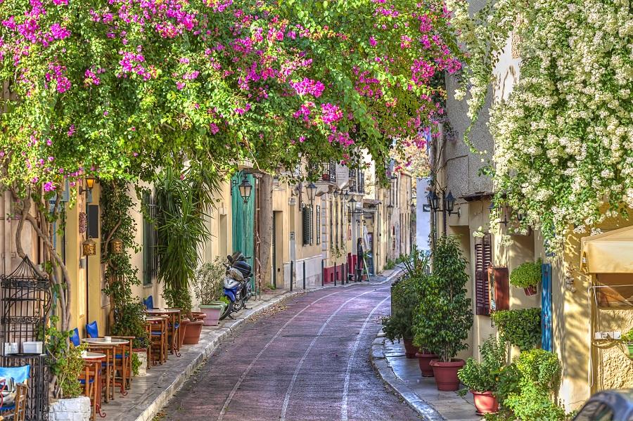 Grecia - Atena (autocar) - Revelion 2020