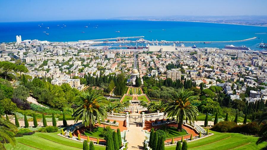 Israel - Revelion 2020 La Tel Aviv