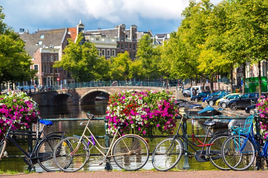 Amsterdam 2020 - Parada Florilor - Plecare Din Timisoara