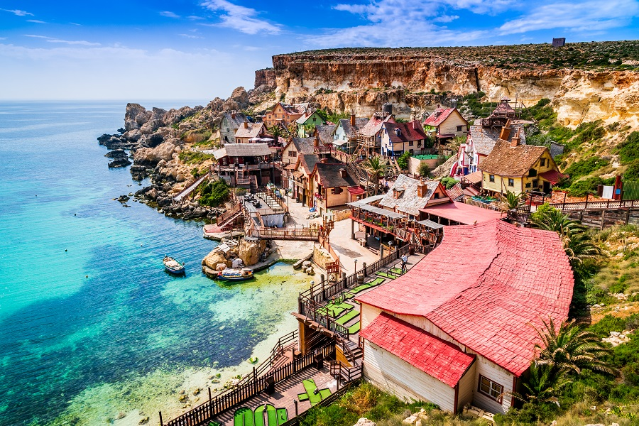 Malta - Revelion 2020