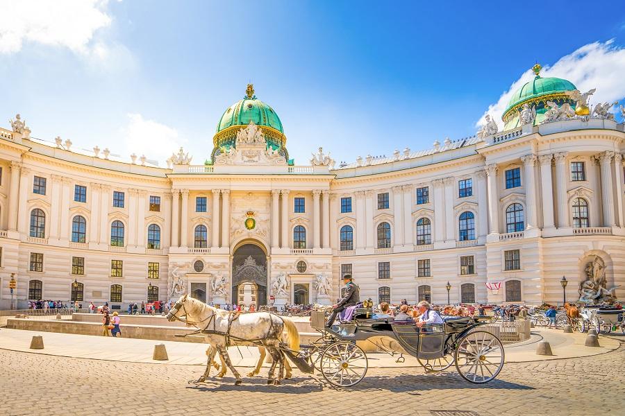 Viena - Revelion 2020